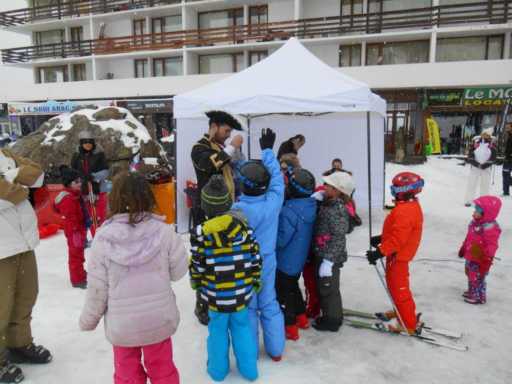 Journée Carnaval SDLE Animation Monts D'olmes 4