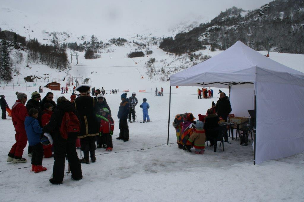 Journée Carnaval SDLE Animation Monts D'olmes 2