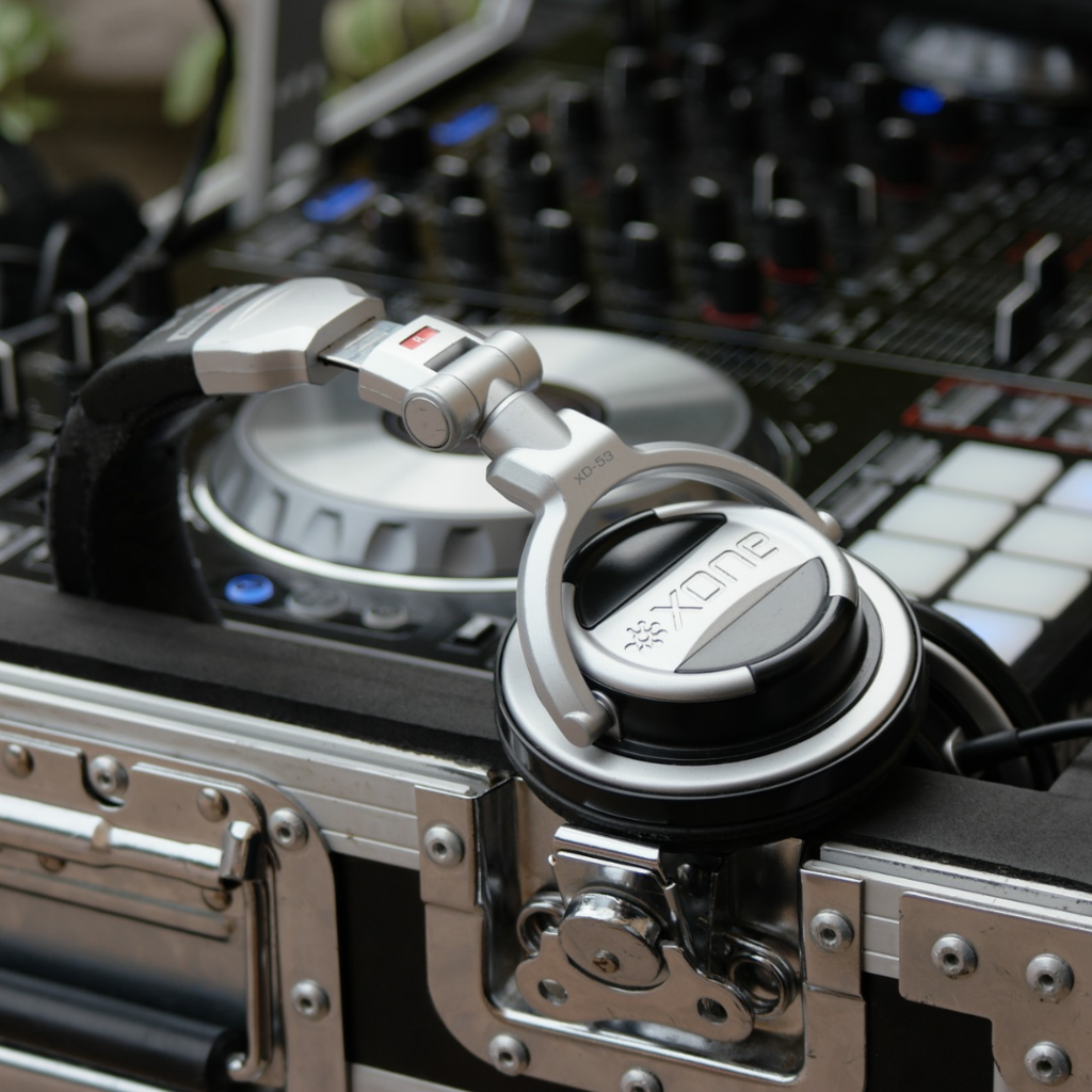 Animation musicale - DJ