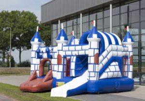 Location château gonflable médiéval animation d'évènements