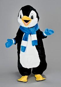 location mascotte pingouin